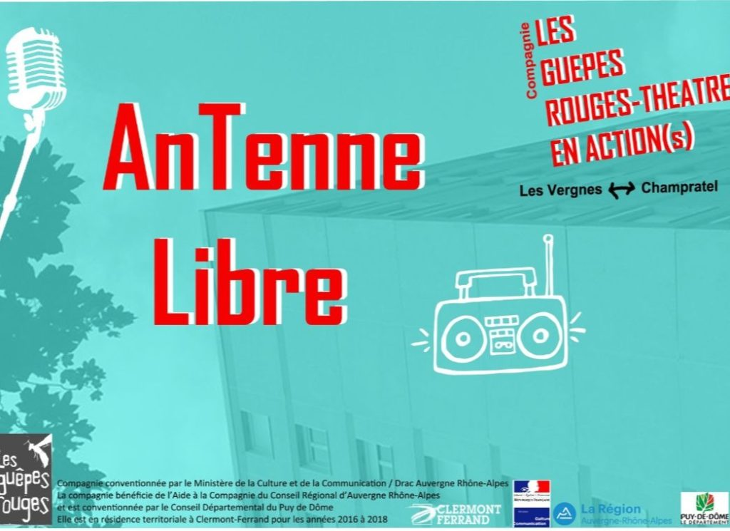 antenne libre face