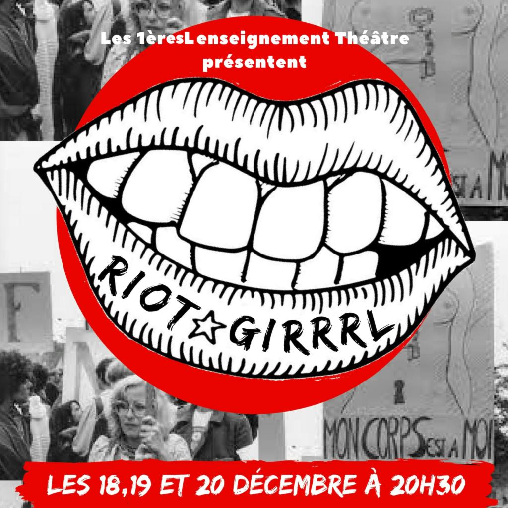 Riot Girrrl Affiche 2